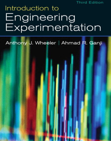 Introduction to Engineering Experimentation 3rd Edition by Wheeler Solution Manual