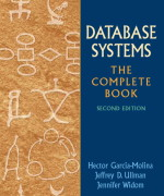 Database Systems: The Complete Book, 2/E 2nd Edition Hector Garcia-Molina, Jeffrey D. Ullman, Jennifer Widom Solution Manual