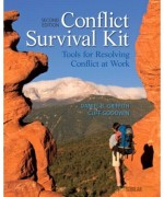 Conflict Survival Kit: Tools for Resolving Conflict at Work, 2/E 2nd Edition : 0132741059 Test Bank