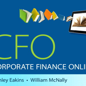 NEW Corporate Finance Online Stanley Eakins, William McNally Test Bank