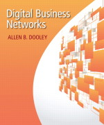 Digital Business Networks Allen Dooley Solution Manual