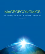 Macroeconomics 6/E 6th Edition Olivier Blanchard, David W. Johnson Solution Manual