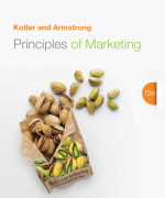 Principles of Marketing, 15/E Philip Kotler, Gary Armstrong Test Bank