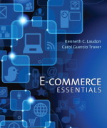 E-Commerce Essentials Kenneth Laudon, Carol Traver Solution Manual