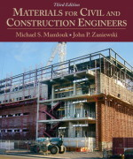 Materials for Civil and Construction Engineers 3rd Edition by Mamlouk Solution Manual