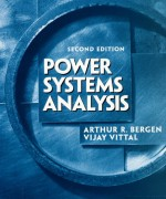 Power Systems Analysis, 2/E 2nd Edition Arthur R. Bergen, Vijay Vittal Solution Manual