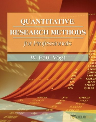 Quantitative Research Methods for Professionals in Education and Other Fields : 0205359132 Test Bank