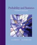 Probability and Statistics, 4/E 4th Edition Morris H. DeGroot, Mark J. Schervish Solution Manual