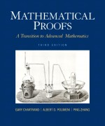 Mathematical Proofs: A Transition to Advanced Mathematics, 3/E 3rd Edition Gary Chartrand, Albert D. Polimeni, Ping Zhang Solution Manual