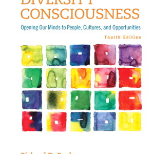 Instructor Manual for Diversity Consciousness: Opening Our Minds to People, Cultures, and Opportunities, 4/E, Richard D. Bucher
