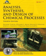 Analysis, Synthesis and Design of Chemical Processes, 4/E 4th Edition Jessica W. Castillo, Richard Turton, Richard C. Bailie, Wallace B. Whiting, Joseph A. Shaeiwitz Solution Manual