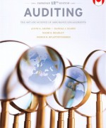 Auditing: The Art and Science of Assurance Engagements, Canadian 12/E 12th Edition Alvin A. Arens, Randal J. Elder, Mark S. Beasley, Ingrid B. Splettstoesser Test Bank