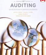 Auditing: The Art and Science of Assurance Engagements, Canadian 12/E 12th Edition Alvin A. Arens, Randal J. Elder, Mark S. Beasley, Ingrid B. Splettstoesser Solution Manual