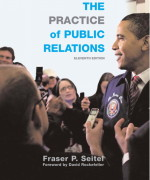 The Practice of Public Relations 11/E 11th Edition Gaetan T. Giannini Test Bank