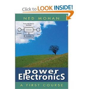Power Electronics: A First Course Mohan Solution Manual