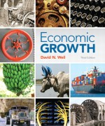 Economic Growth, 3/E 3rd Edition David N. Weil Solution Manual