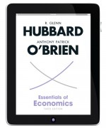 Essentials of Economics 3/E 3rd Edition R. Glenn Hubbard, Anthony Patrick O'Brien Solution Manual