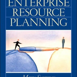 Enterprise Resource Planning Mary Sumner Solution Manual