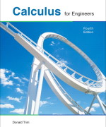 Calculus for Engineers, 4/E 4th Edition Donald Trim Solution Manual