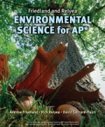 Friedland Relyea Environmental Science for AP Test Bank