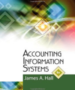 Accounting Information Systems Hall 8th Edition Test Bank