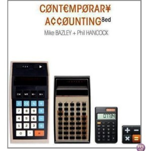 Contemporary Accounting 8th Edition by Bazley Solution Manual