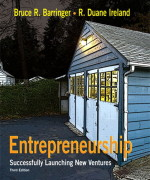 Entrepreneurship Successfully Launching New Ventures 3rd Edition by Barringer Test Bank