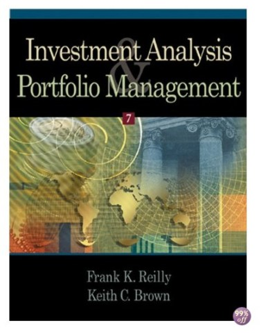 Investment Analysis and Portfolio Management 10th Edition by Reilly Test Bank
