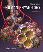 Principles of Human Physiology 4th Edition by Stanfield Test Bank