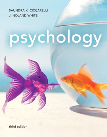 Psychology 3rd Edition by Ciccarelli Test Bank