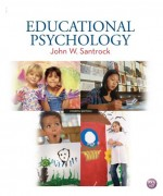 Educational Psychology 5th Edition by Santrock Test Bank