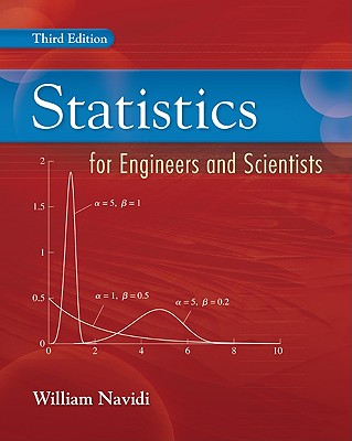 Statistics for Engineers and Scientists 3rd Edition, William Navidi Solution Manual