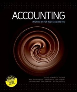 Accounting Information for Business Decisions, 1st Edition : Cunningham Test Bank