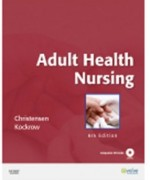 Adult Health Nursing, 6th Edition: Christensen Test Bank