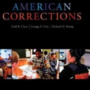 American Corrections, 10th Edition : Clear Test Bank