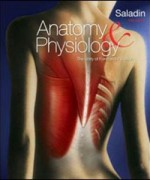 Anatomy and Physiology The Unity of Form and Function, 5th Edition: Saladin Test Bank