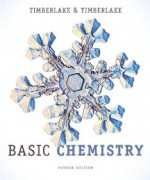 Basic Chemistry, 4th Edition : Timberlake Test Bank