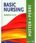 Basic Nursing, 7th Edition: Patricia A. Potter Test Bank