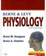 Berne and Levy Physiology, 6th Edition: Bruce M. Koeppen Test Bank