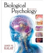 Test Bank for Biological Psychology Kalat 10th Edition