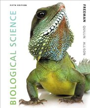 Biological Science Freeman 5th Edition Test Bank