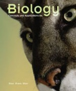 Biology Concepts and Applications, 8th Edition: Starr Test Bank