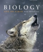 Biology Life on Earth with Physiology, 9th Edition: Audesirk Test Bank