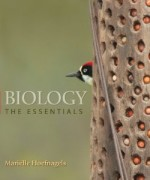 Biology The Essentials, 1st Edition : Hoefnagels Test Bank