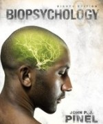 Test Bank for Biopsychology Pinel 8th Edition