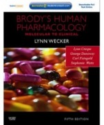 Brody's Human Pharmacology, 5th Edition: Lynn Wecker Test Bank