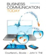 Business Communication Today, 11th Edition: Bovee Test Bank