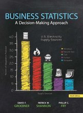 Business Statistics Groebner 9th Edition Solutions Manual