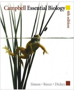 Campbell Essential Biology, 4th Edition: Eric J. Simon Test Bank