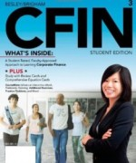 CFIN 3, 3rd Edition : Besley Test Bank